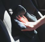 The Rag Company - Creature Edgeless Plush Dual Pile Microfiber Towel - Prime Finish Car Care