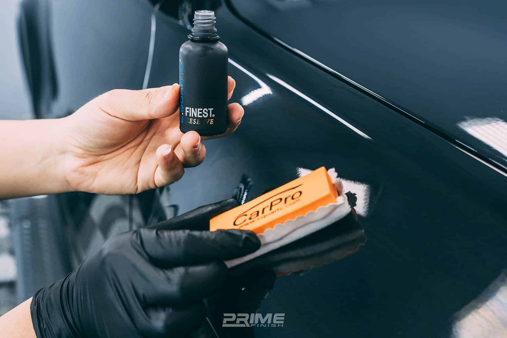 CarPro CQuartz Foam Block Coating Applicator - Prime Finish Car Care