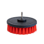Carpet And Upholstery Cleaning Brush With Drill Attachment - Prime Finish Car Care