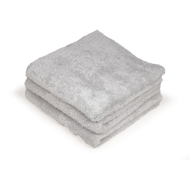 The Rag Company - Eagle Edgeless 500 Microfiber Towel 40cm x 40cm - Prime Finish Car Care