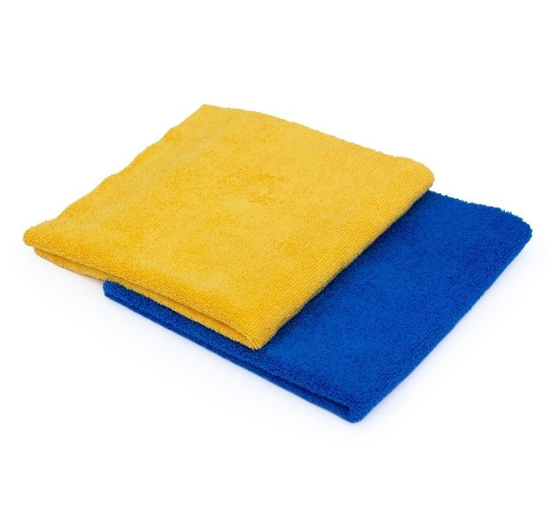 The Rag Company - Edgeless 365 Microfiber Towel - Prime Finish Car Care