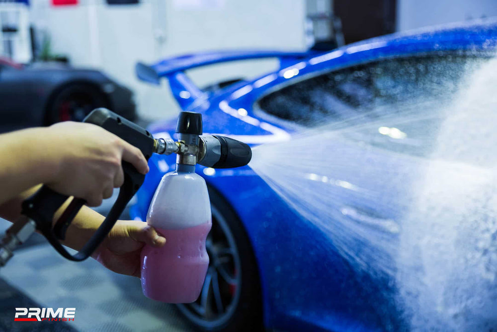 MTM Hydro PF22 Professional Foam Cannon - Prime Finish Car Care