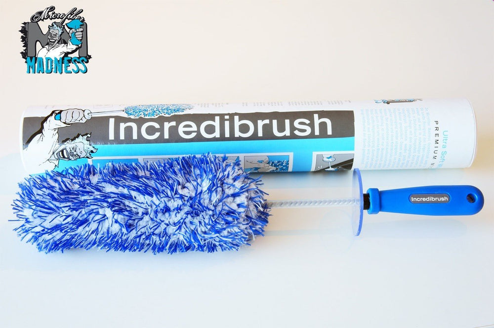 Microfiber Madness Incredibrush - Prime Finish Car Care