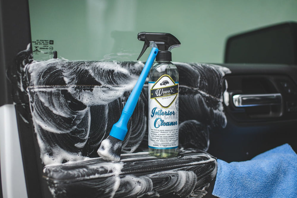 Wowo's Interior Cleaner - Prime Finish Car Care