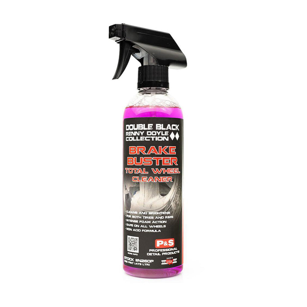 P&S Brake Buster - Non Acid Foaming Wheel Cleaner - Prime Finish Car Care