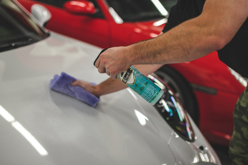 Wowo's Quick Detailer - Prime Finish Car Care