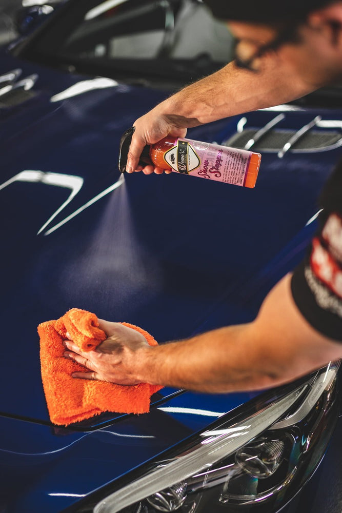 Wowo's Show Stopper - Prime Finish Car Care