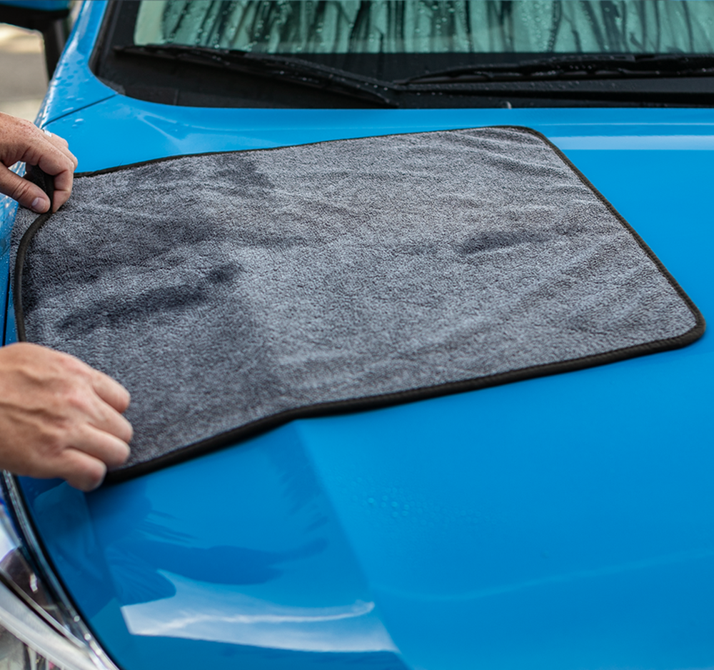 The Rag Company - The Double TWISTRESS Premium Twist Loop Towel 50cm x 60cm - Prime Finish Car Care
