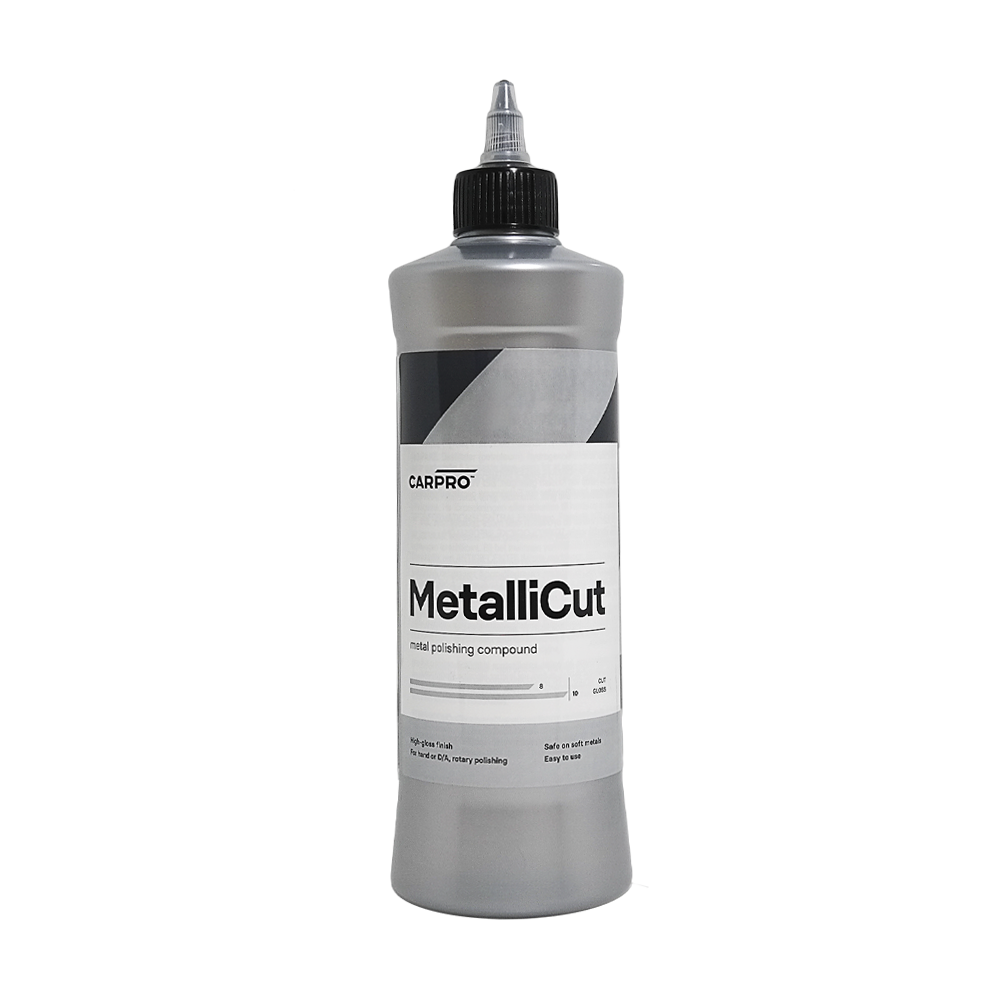 CarPro Metallicut - Intensive Metal Polish