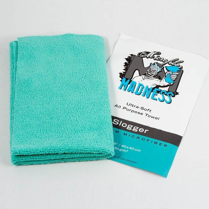 Microfiber Madness Slogger (40cm x 40cm) - Prime Finish Car Care