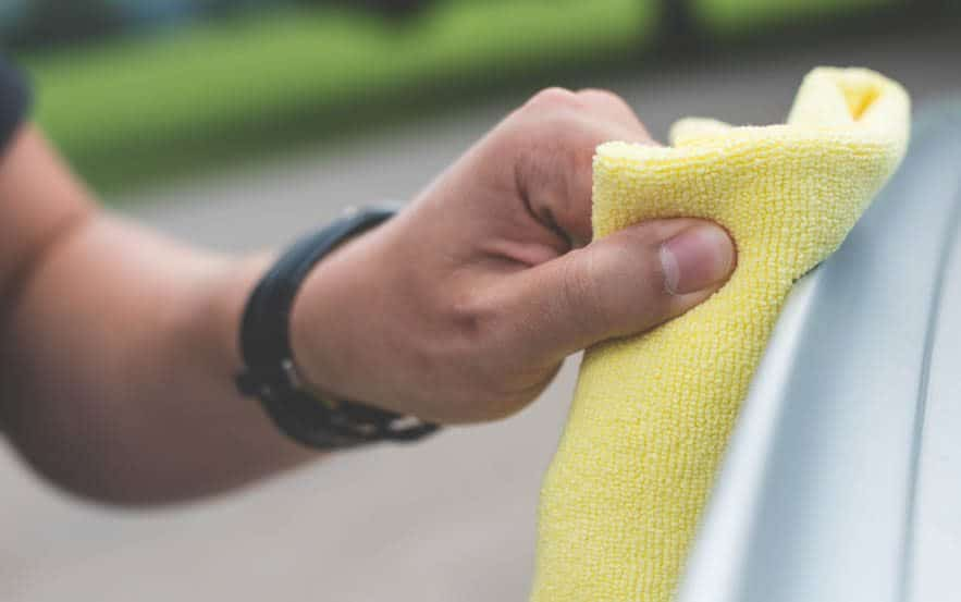 Microfiber Madness Yellow Fellow - Prime Finish Car Care