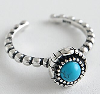 S925 Sterling Silver Ring Freshwater Pearl Ring