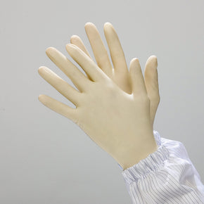 Powder-free Latex Cleanroom Gloves (Class 100)