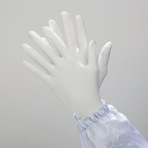 Power-free Cleanroom Nitrile Gloves (Class 10)