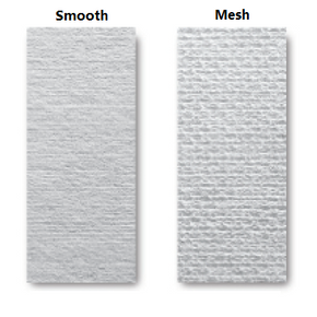 Non-woven  Polyester-Cellulose Wipers (Mesh Type Fabric)