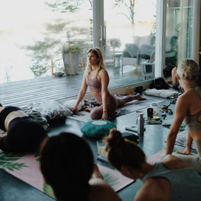 Innerbloom retreat with Sofie Kraft