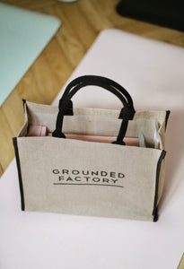 Grounded Factory Jute Bags