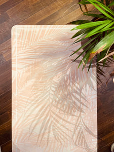 Eco friendly Yoga Mat: Palm Springs Apricot 3,5 mm