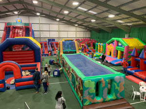 Inflatable Theme Park Spectacular - Sunday 3rd Nov @Shobnall Leisure Complex - Burton