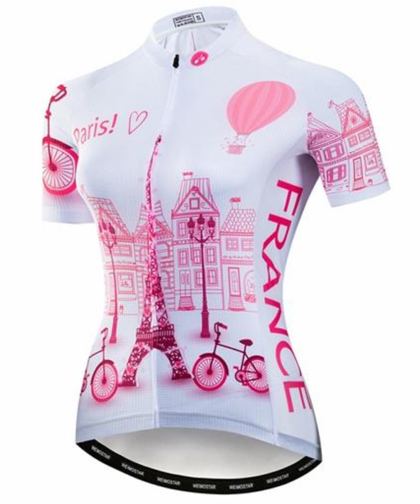 PARIS X2 - Cycling Jersey