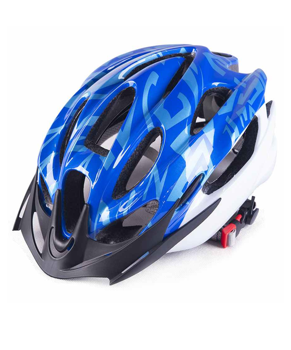 BLUE - Cycling Helmet