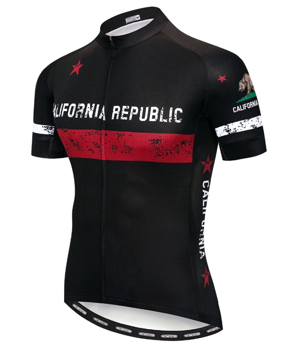 CALIFORNIA X1- Cycling Jersey