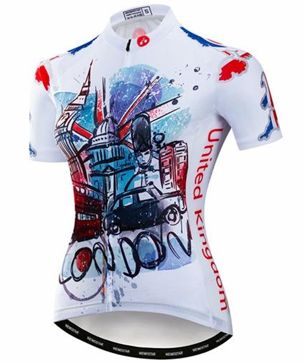 LONDON - Cycling Jersey