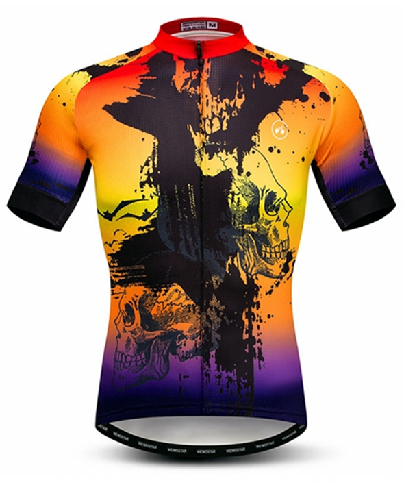 ORANGE - Cycling Jersey