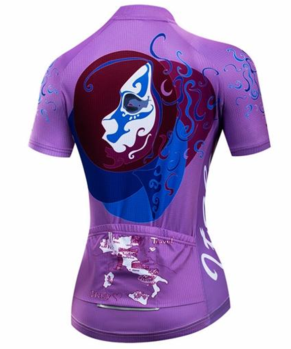 PURPLE - Cycling Jersey