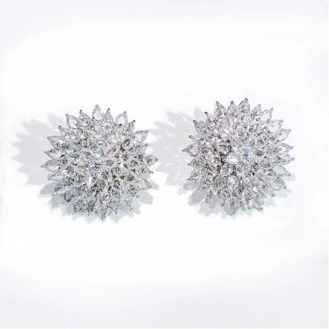 64Facets Eclat Stud Earrings