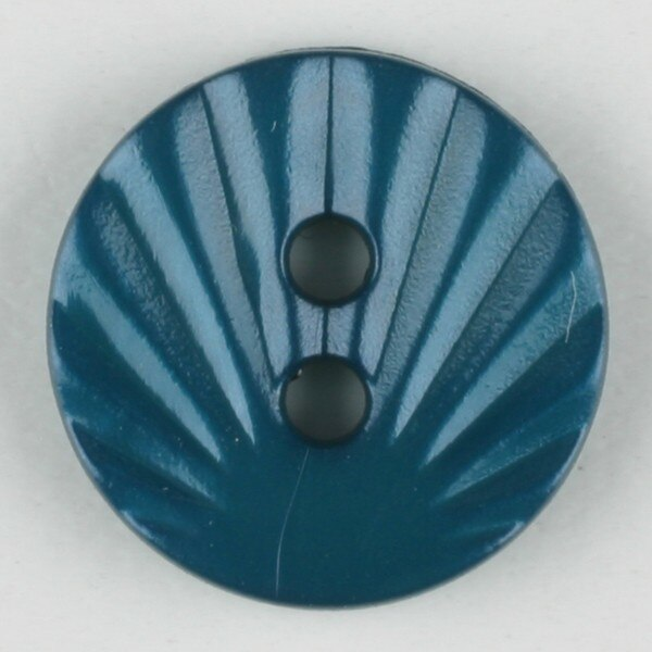 Round Seashell Button