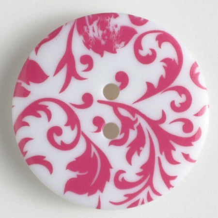 Pink Fashion Button