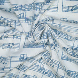 Anthology Cotton - Batik - Music Notation - 1/4m