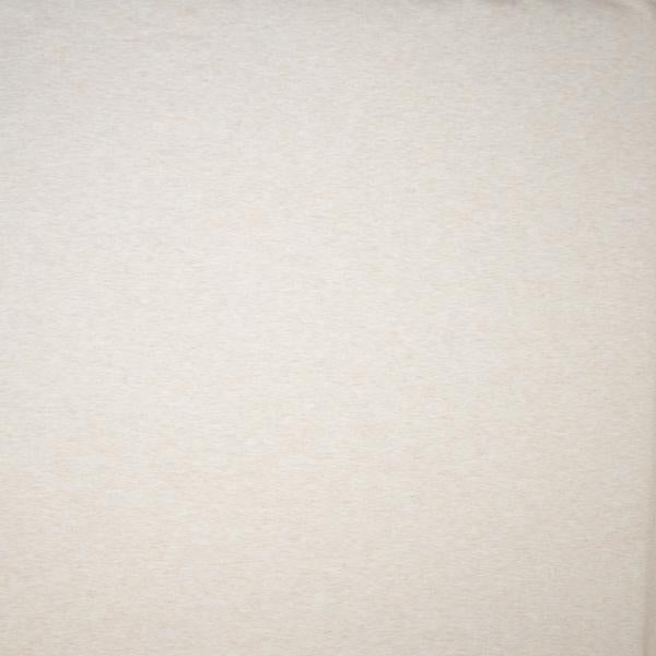 Cotton Spandex French Terry - Heather Almond - 1/4m
