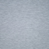 Bamboo/Cotton Stretch French Terry - Heather Light Grey - 1/4m