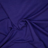 Bamboo/Cotton Stretch French Terry -  Viola - 1/4m