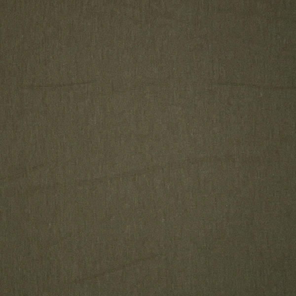 Jersey Bamboo/Cotton - Olive - 1/4m