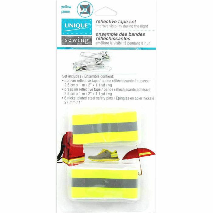 Reflective Tape Kit - Yellow/Grey