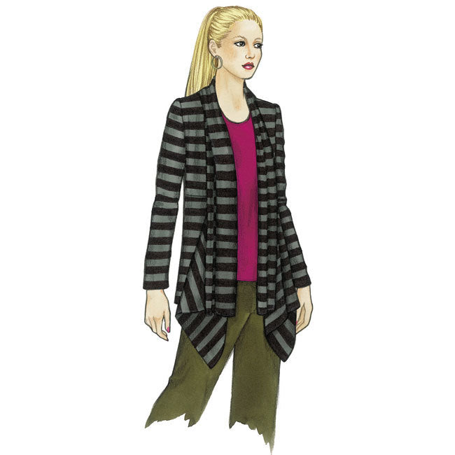 The Sewing Workshop -Ann's Cardigan & Tank