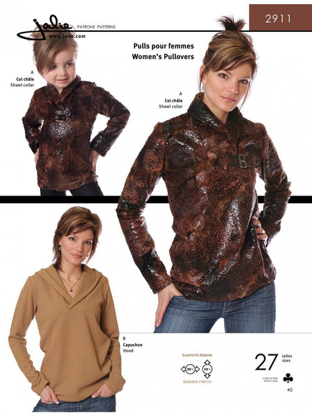 Jalie - 2911 Women's Pullovers