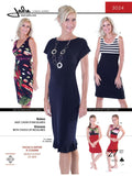 Jalie - 3024 - Knit Dresses