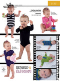 Jalie - 3133 Bodysuits for babies