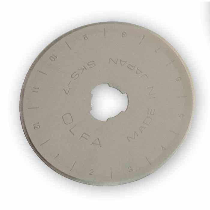 OLFA - Tungsten Tool Steel Rotary Blade 45mm - 1pc