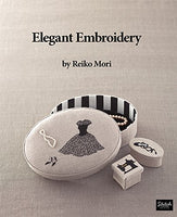 BOOK- Elegant Embroidery