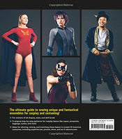 BOOK-The Hero's Closet -Sewing for Cosplay & Costuming