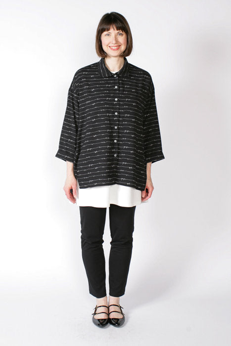 The Sewing Workshop -London Shirt