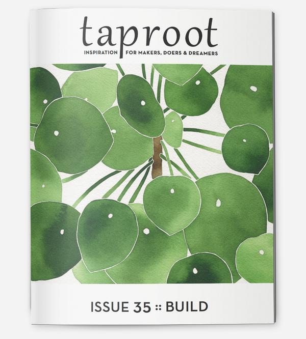 Taproot-Issue 35::BUILD