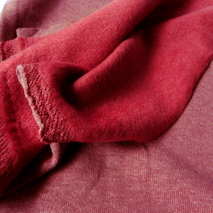 Eco Fleece - Rose - 1/4m