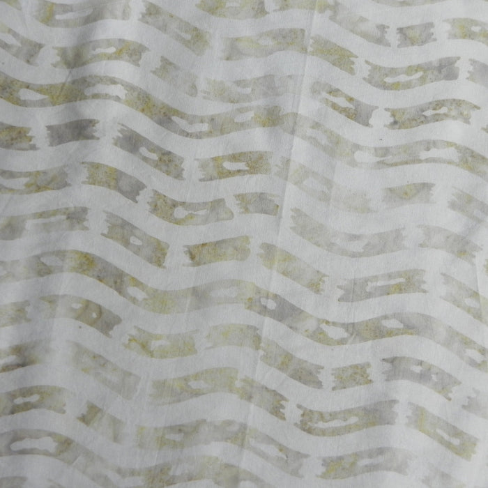 Anthology Cotton - Meandering Lines - Sand - 1/4m