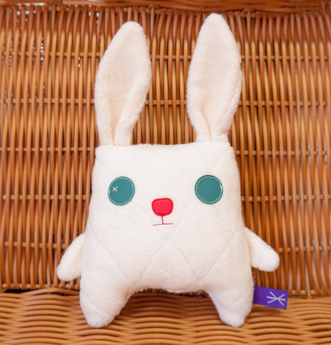 Velvet Moustache - DIY Bunny Rabbit Stuffie Kit